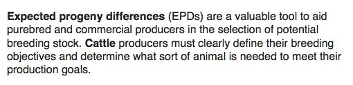 EPD Definition