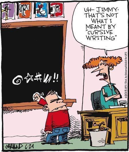 cursivewriting
