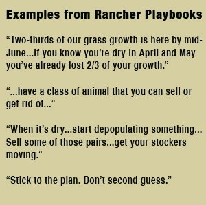 Drought Ideas From Ranchers