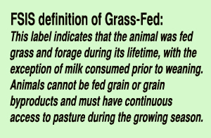Grassfeddefinition
