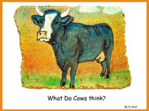 WhatDoCowsThink