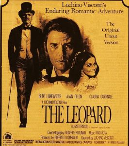 Leopard Movie Poster