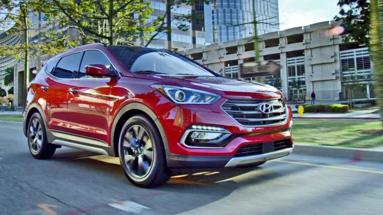 Alerta de consumo: Hyundai Santa Fe 2017 posible fallas en el guía