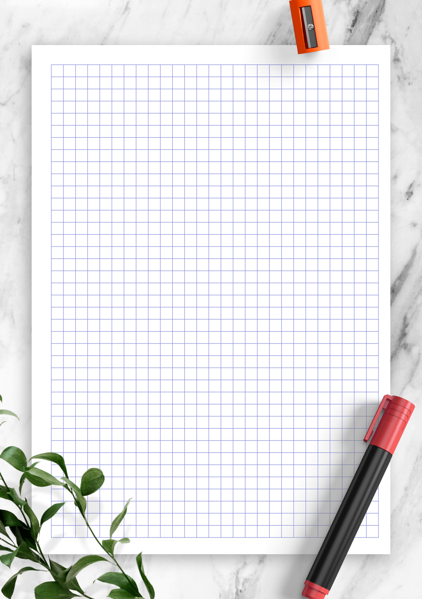Download Printable 0 5 Cm Grid Paper Printable Blue