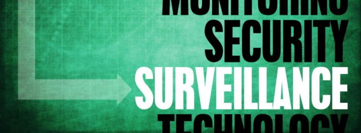 Surveillance security monitoring tracking
