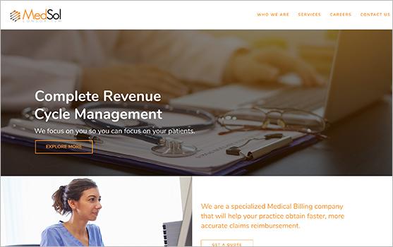 Med Sol Consortium Website