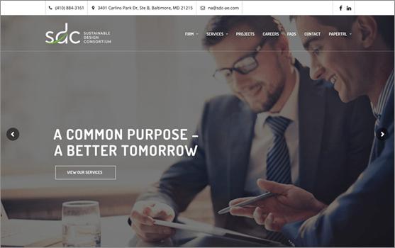 SDC Website