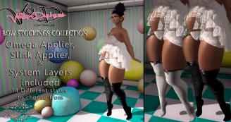 bow stockings fb ad