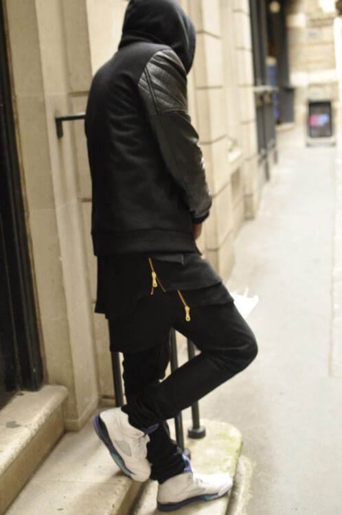 Mens Fashion Guide To Wearing All Black