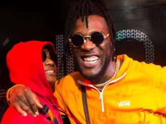 Burna and wizzy