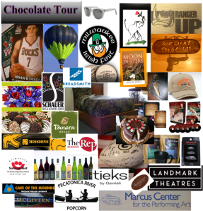OPJ Advertising Picture Auction Items