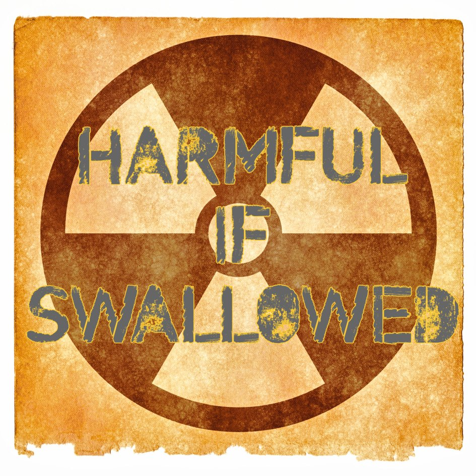 The Harmful If Swallowed Podcast