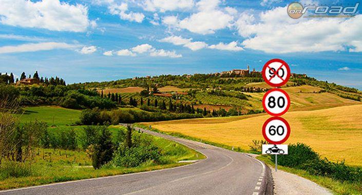 francia sebességkorlátozás onroad