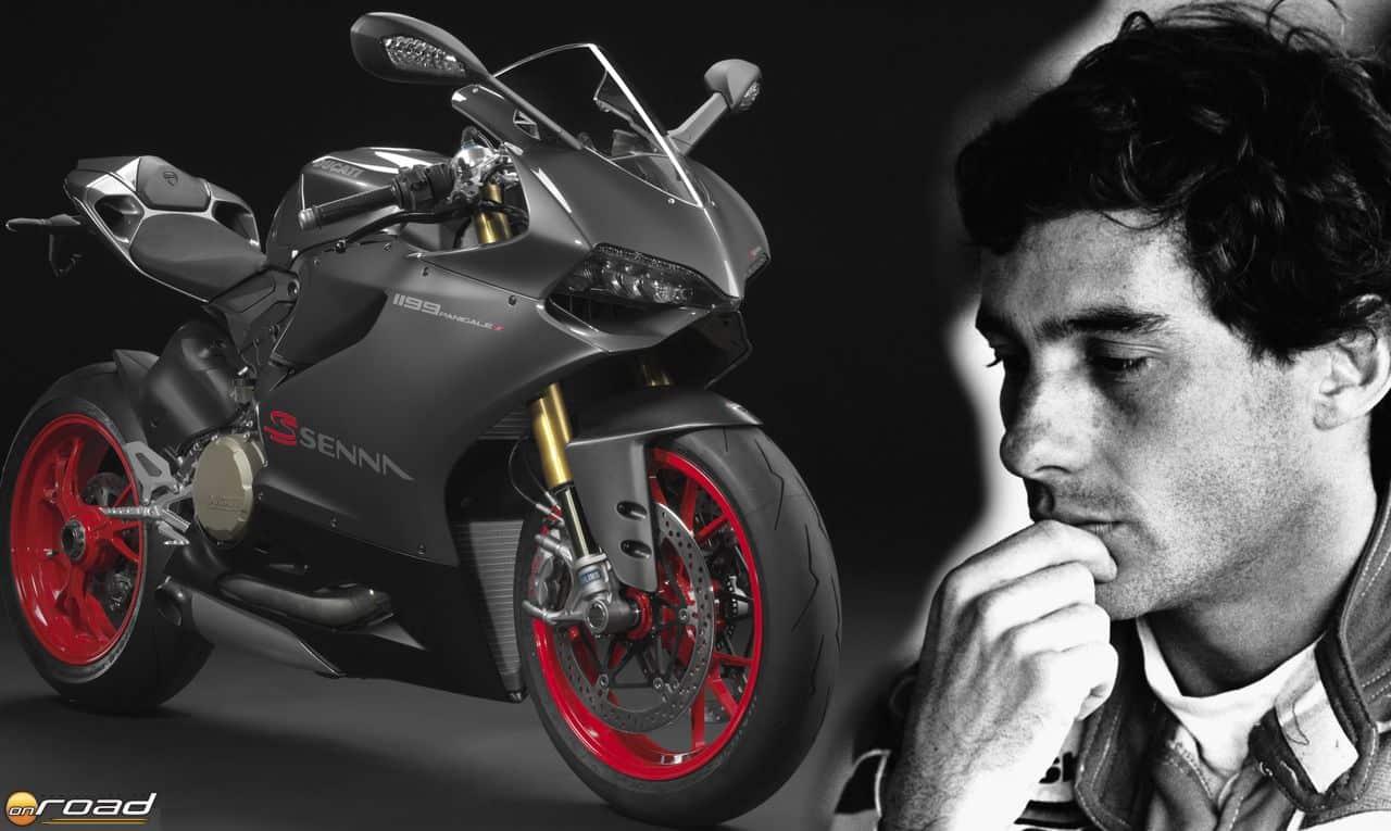 A különleges Ducati és névadója