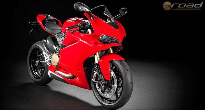 A Ducati 1299 Panigale 205 lóerővel érkezik
