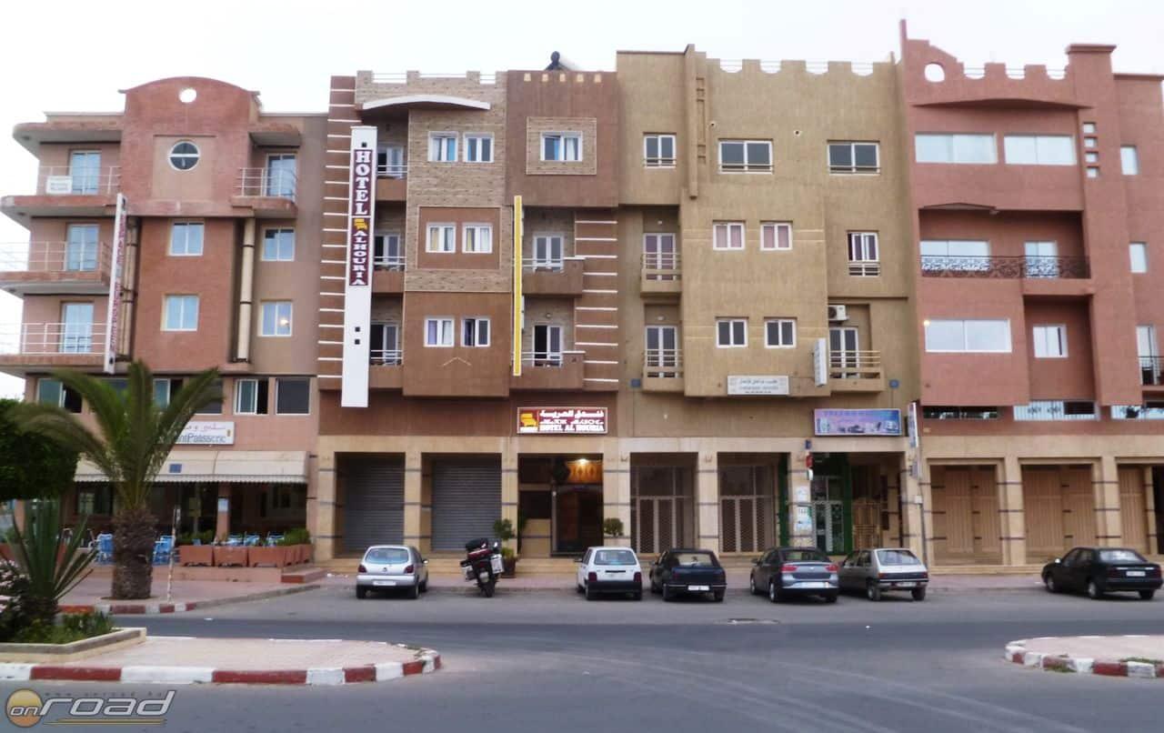 A Hotel Alhouria Tiznitben