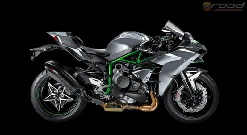 Az amúgy sem erőtlen Kawasaki H2 további lóerőket nyerhet az Akrapovic újdonságával