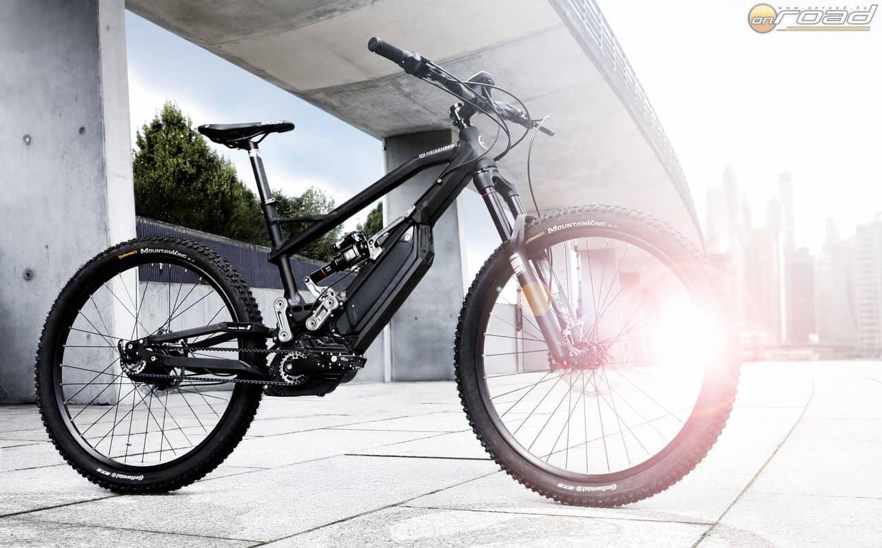 Elsőre egy ütős hegyi bringa, valójában forradalmi hajtómű-újítás
