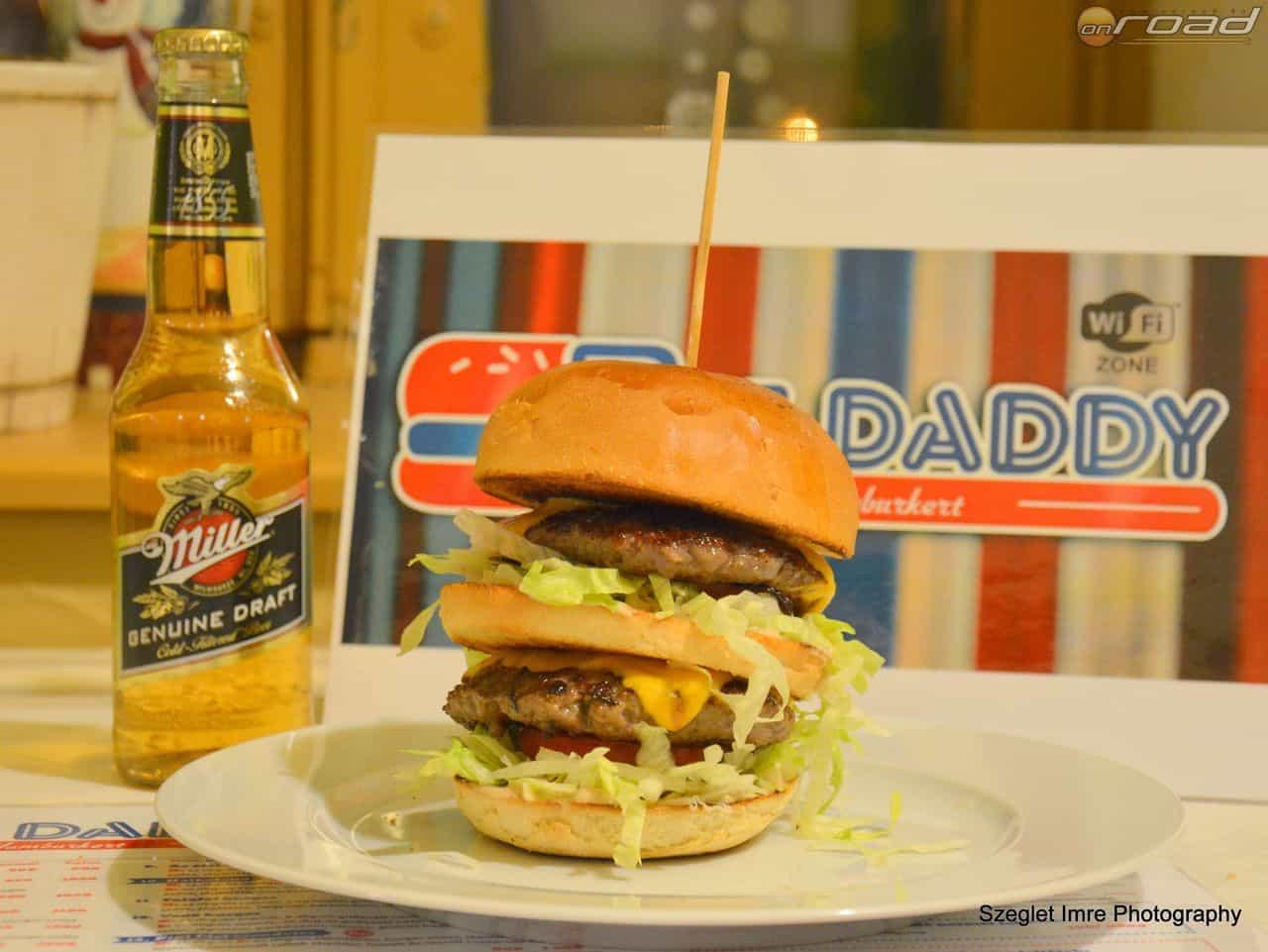 Big Daddy Double Decker - a képekre kattintva igazi nyálcsorgató galériához jutsz!
