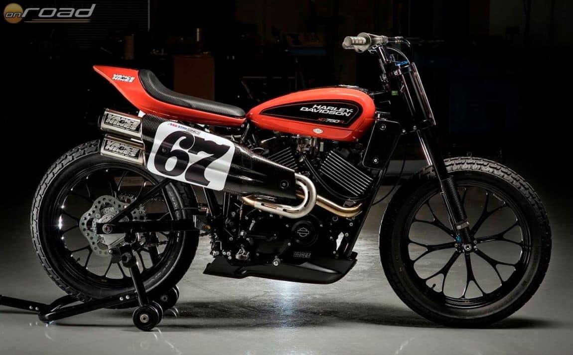 El sem hiszed, hogy a Street750 volt a kiinduló modell, igaz?