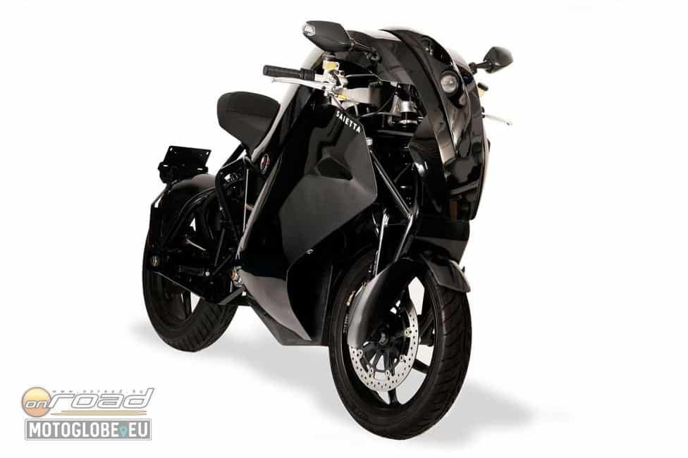 Elektromos motorkerékpár