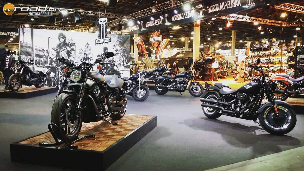 A Harley-Davidson is kitett magáért