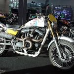 114 HD Sportster custom