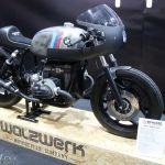 154 BMW R100RS custom