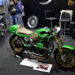 93 Guzzi LarioV65 custom
