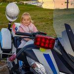 A rendőrmotoroknak hatalmas sikere volt – minden korosztálynál!