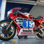Az YB3 Superbike csak egy példa a Bimota hosszú verseny-életéből
