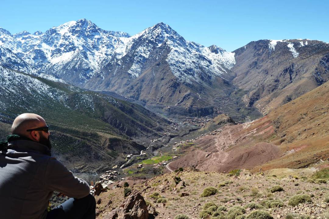Toubkal-Marruecos
