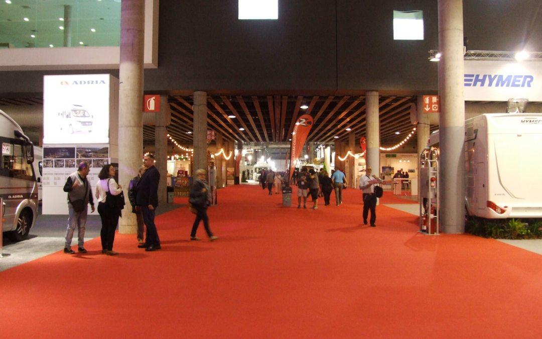 32º edición del Salón Internacional del Caravaning de Barcelona