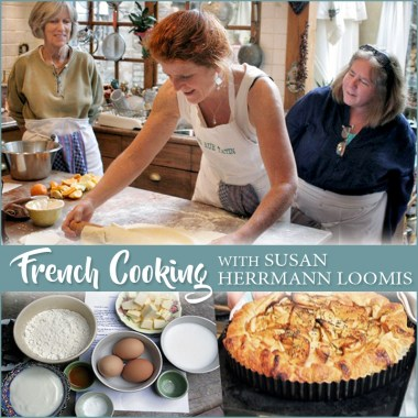 French Cooking Classes with Susan Herrmann Loomis - On Rue Tatin