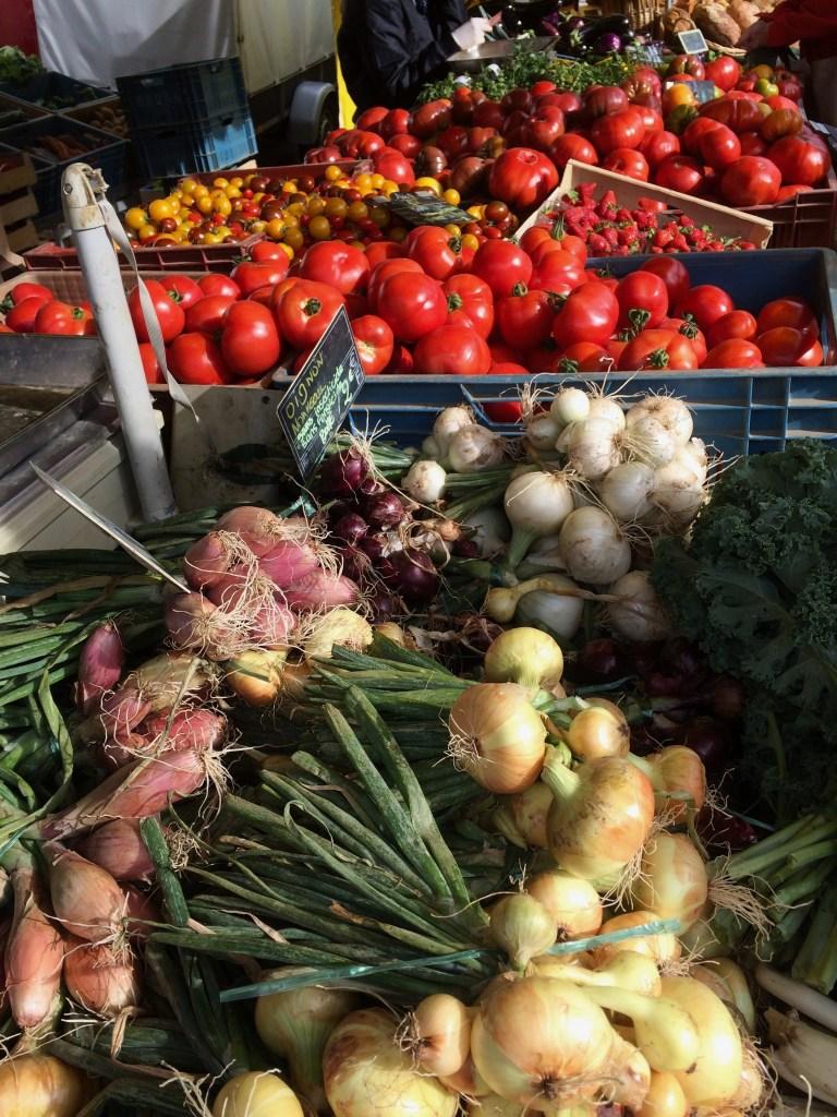 Baptiste's produce