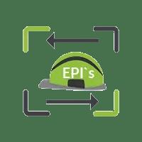 Controle a troca & devolução de EPI's
