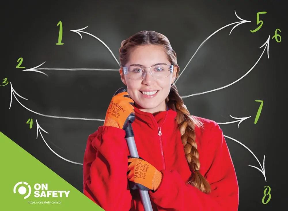 8 passos para colocar em prática a Segurança do Trabalho na Indústria