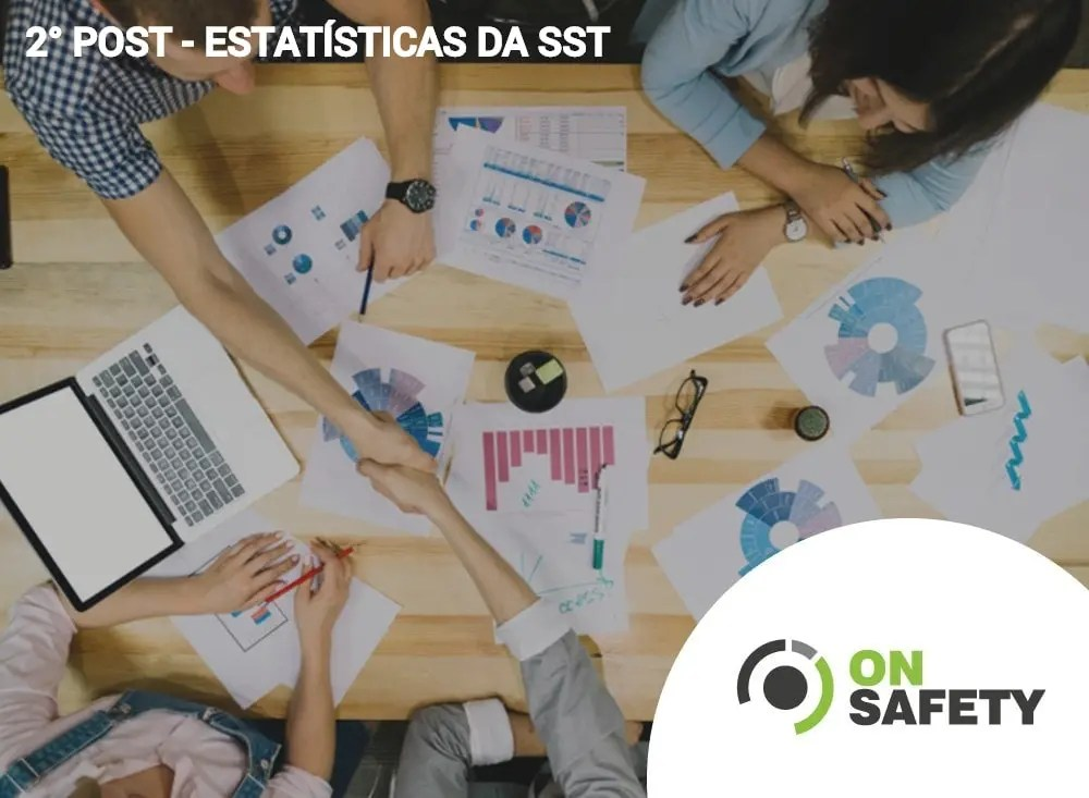 estatísticas da SST