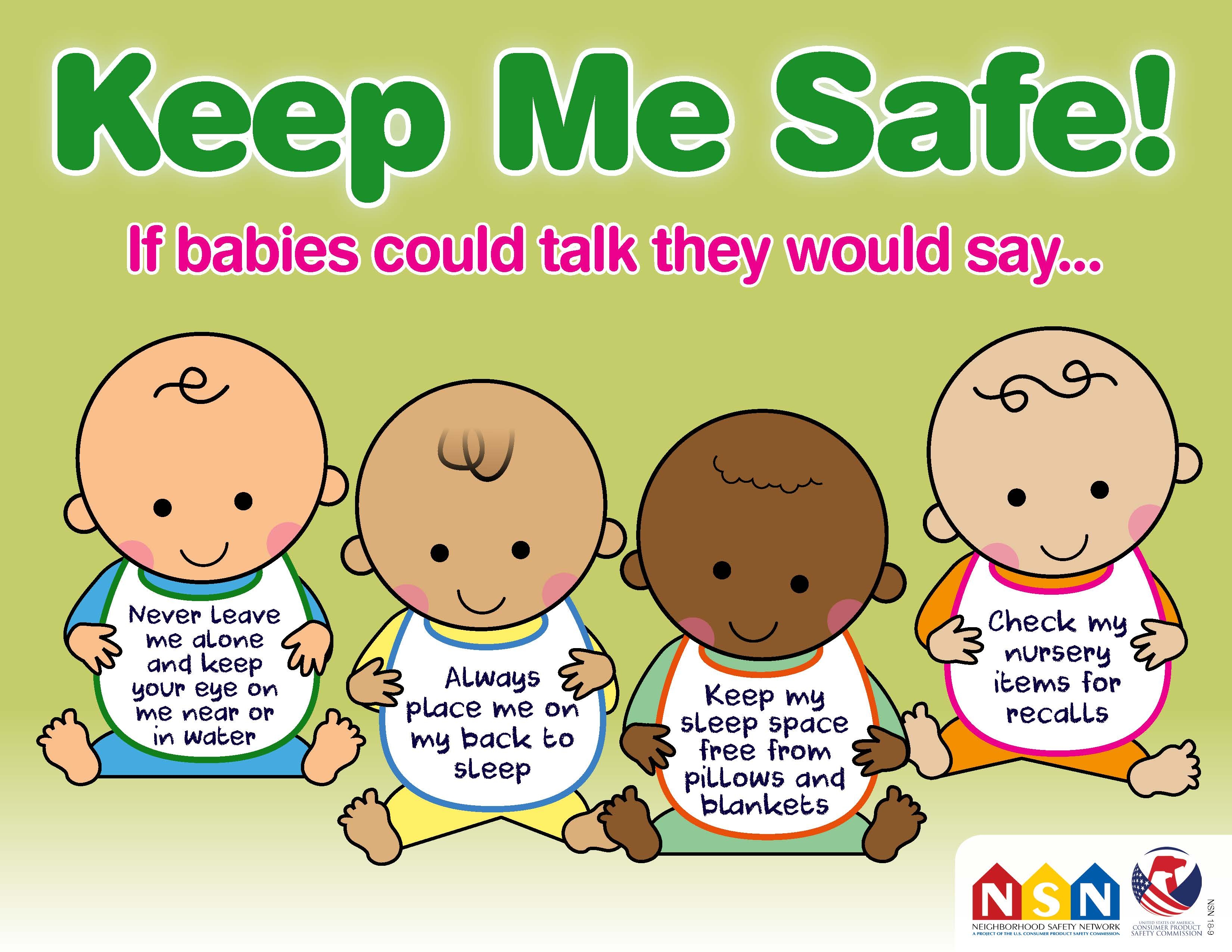 Onsafety Keep Me Safe Here S What To Know For Baby