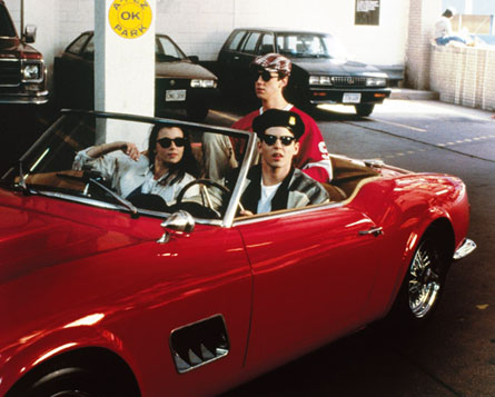 Image result for ferris bueller's day off car
