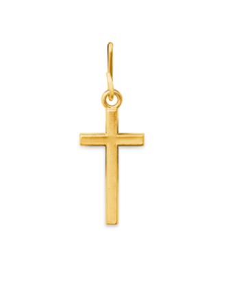 Cross Necklace Charm, $28