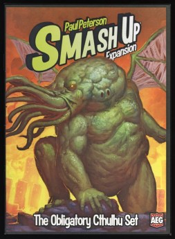 Smash Up Clarion Call of Cthulhu On Sean's Table Blog
