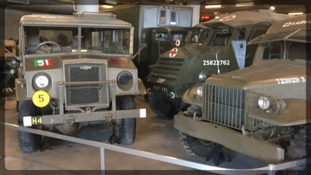 Canadian War Museum Morris Tractor