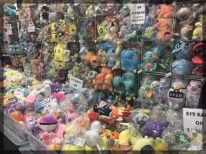 Ottawa Comiccon Costumes Pokemon Stuffies