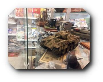 Hornet Hobbies Model German Armor Panzer
