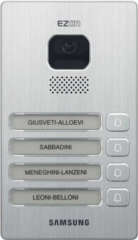 Samsung Video Türsprechanlage