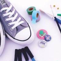 Les blogueuses customisent leurs chaussures pour Maniet ! Luxus !
