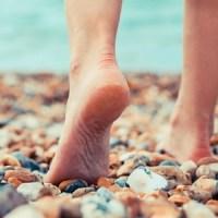 Occupe toi de tes pieds, c'est l'été !