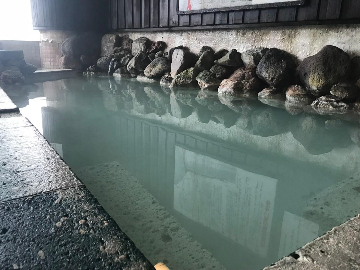 川湯温泉 欣喜湯(きんきゆ)