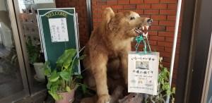 北海道の温泉 パシフィック温泉ホテル清龍園 源泉かけ流し 玄関